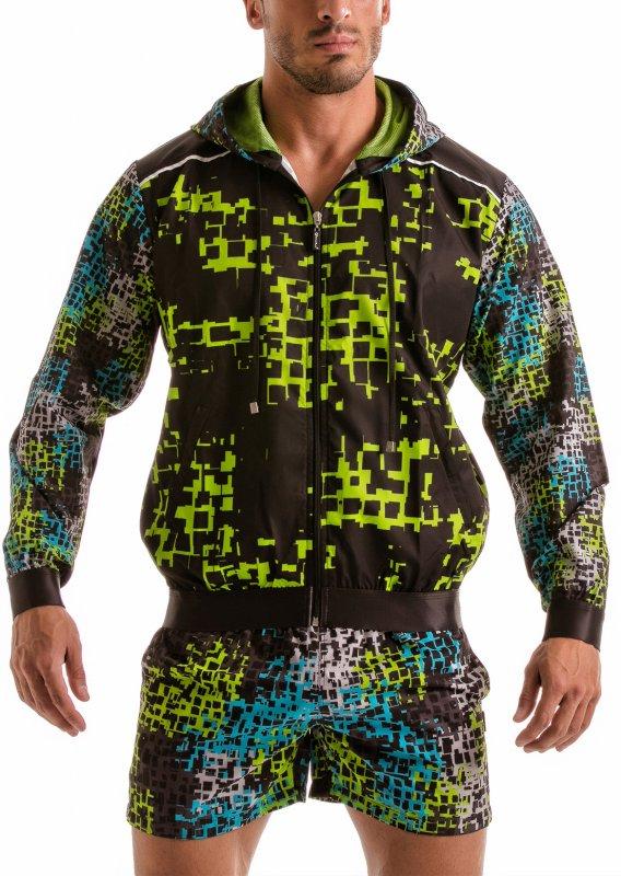 Купить Куртка летняя Geronimo 1907v3 XXL 19071/разноцветный (3800205869535)