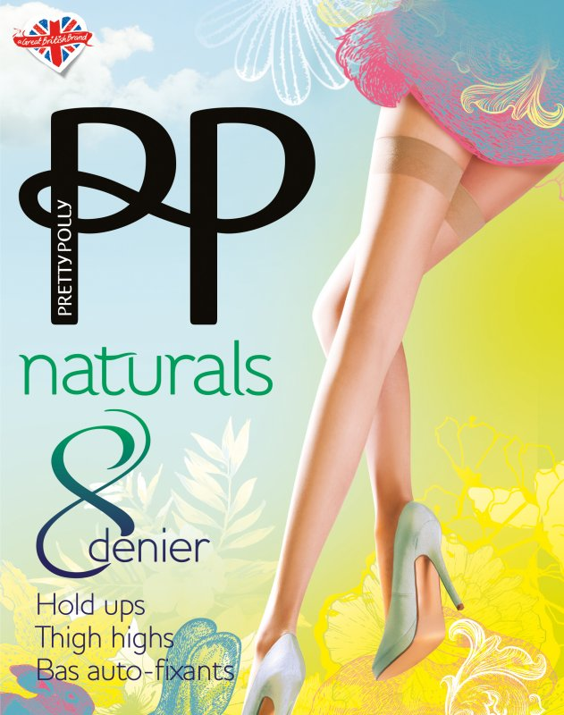 Купить Колготки Pretty Polly Naturals PNASY2 M/L Barely there (5053014226046)