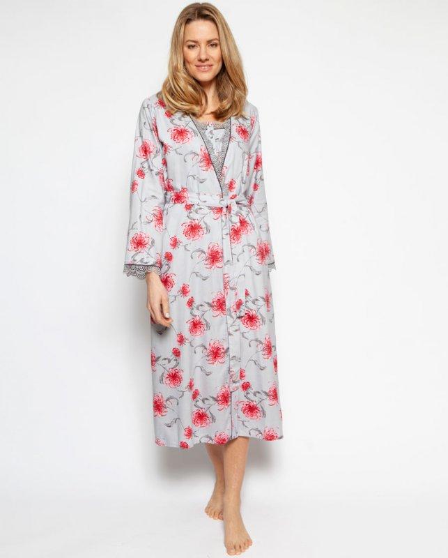 Купить Халат женский Nora Rose Nancy 1327 12 Floral Print (5051877288546)