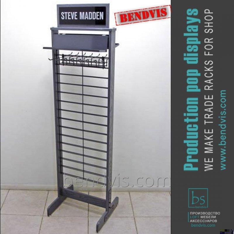 Оборудование для магазина одежды от Bendvis