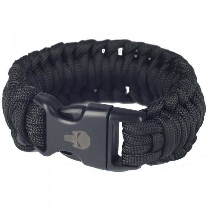 Купить M-Tac браслет паракорд Каратель 2 черный