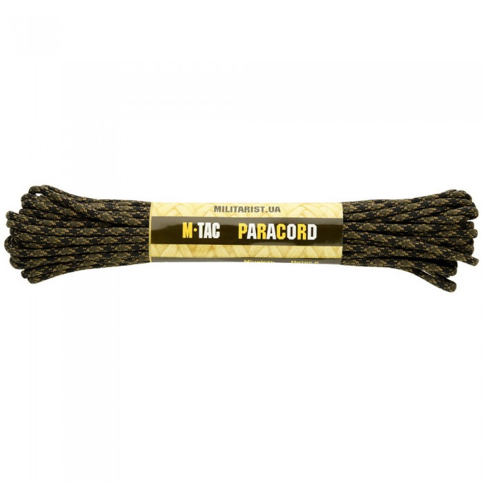Купить M-Tac паракорд 550 type III Field Camo 15 метров