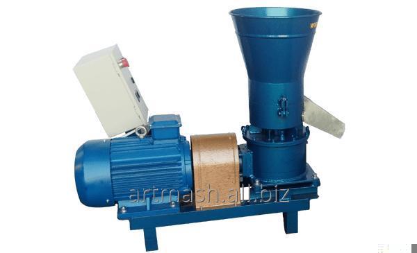 Buy Granulator pellets from sawdust Artmash 380, 7.5 kW, 1000 r / min