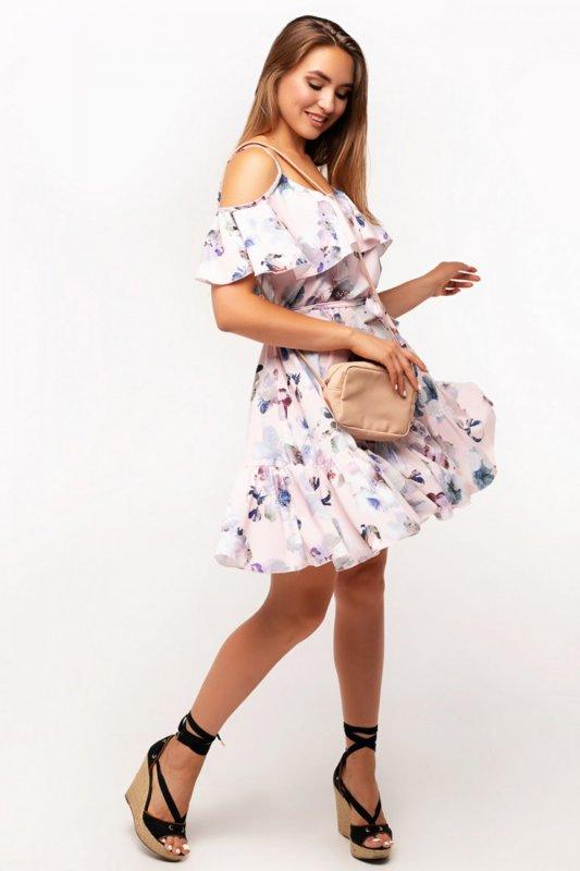 Buy Dress 01-27 - St. pink flowers diz 8 tsv 2