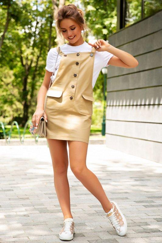 Buy Dress 05-23 - Dark Beige C 532