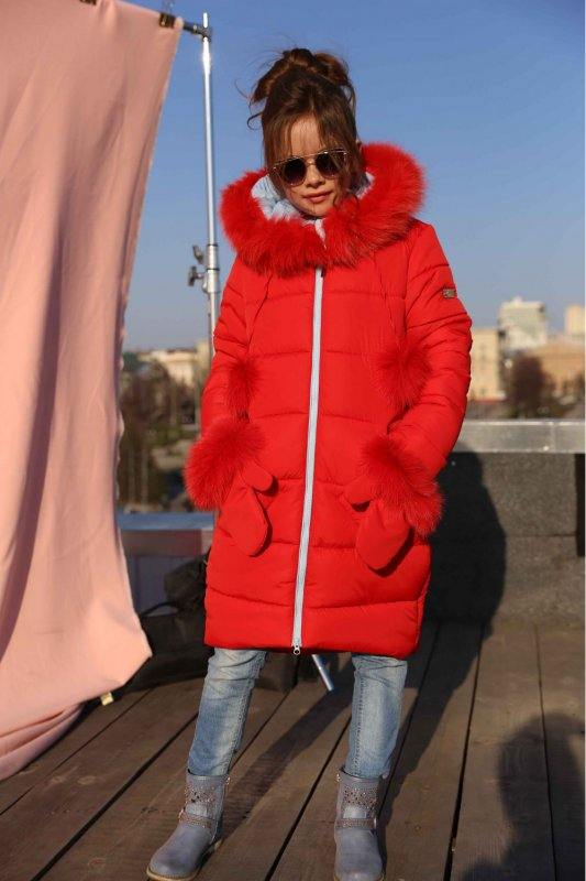 Buy Short coat children's Melitta 2 K, 25542