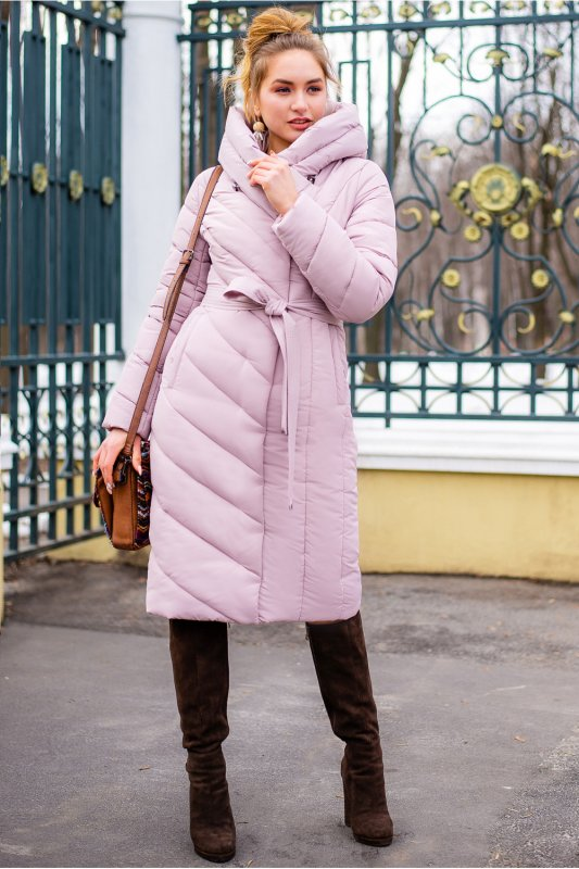 Buy Down Jacket-Blanket Violanta - Powder No. 682