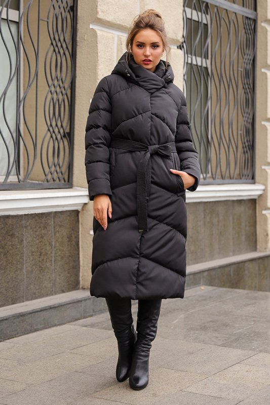 Buy Down Jacket-Quilt Magnolia - Black