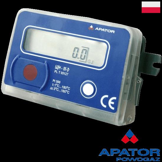 Промышленный теплосчетчик Apator LQM-III ДУ 25-300