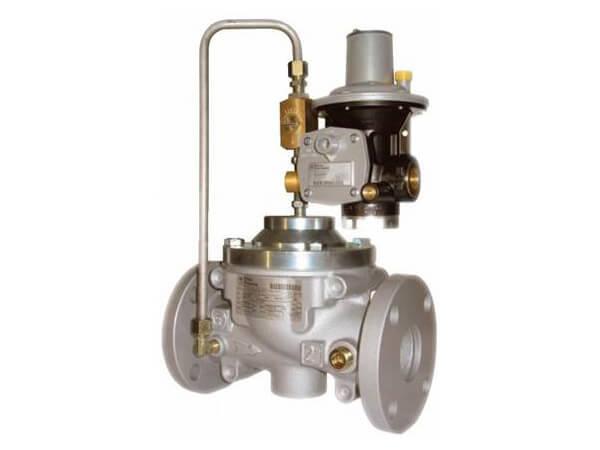 Регуляторы давления газа серии Aperval 101