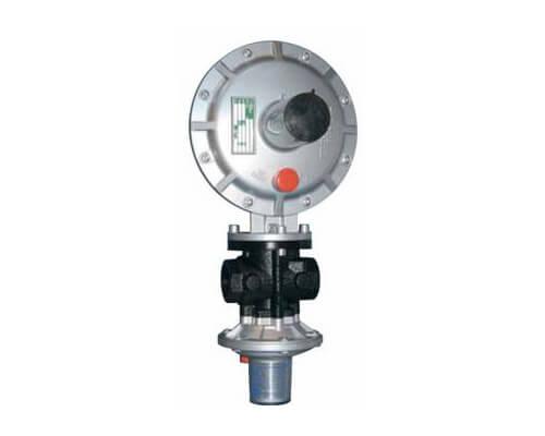 Регуляторы давления газа серии Dival 500