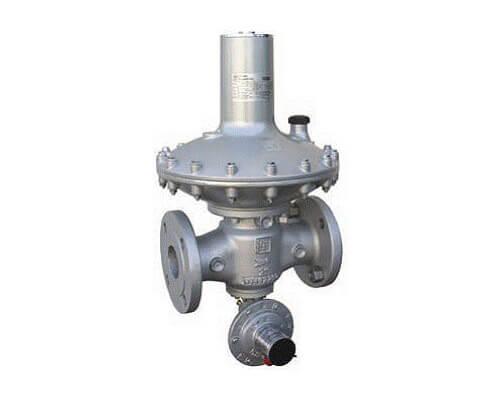 Регуляторы давления газа серии Dival 600