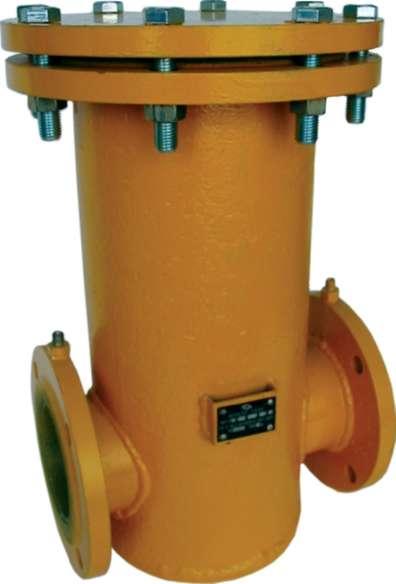 Фильтры газа ФГТ