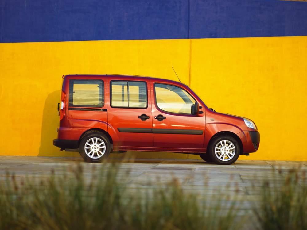Разборка Fiat Doblo (Фиат Добло).
