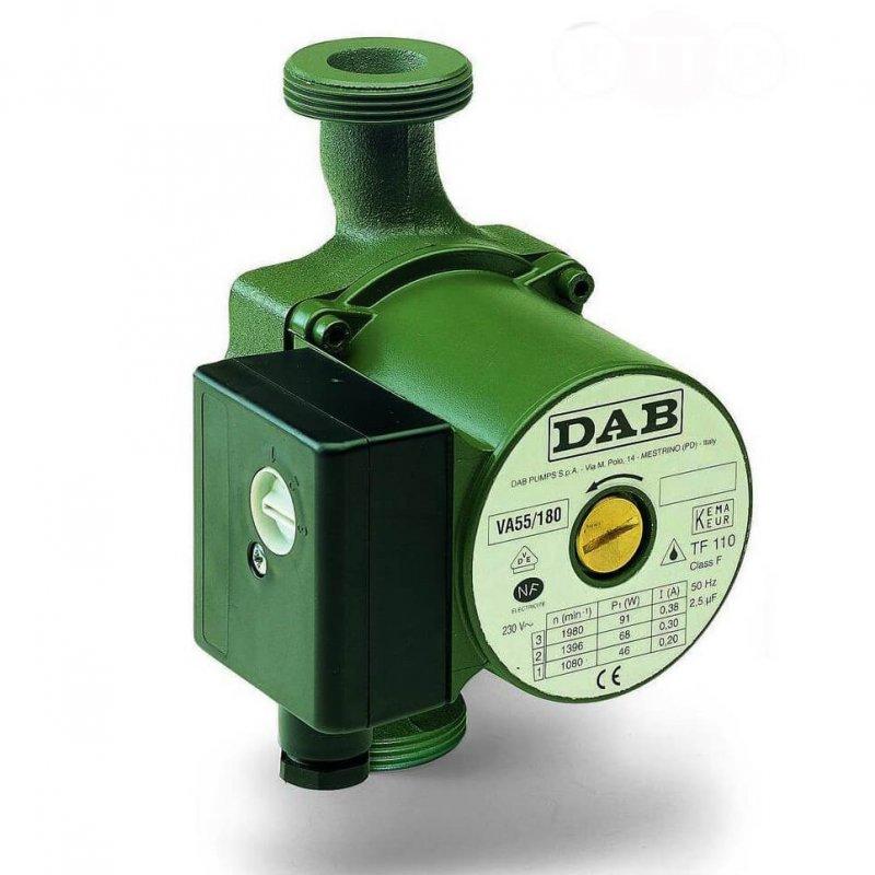 Насос циркуляционный с мокрым ротором DAB серии VA/VB/VD