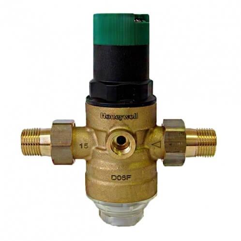 Регулятор давления воды Honeywell D06F