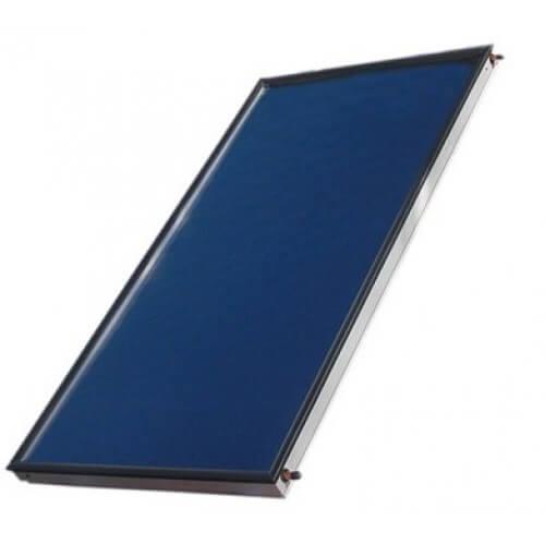 Плоские солнечные коллекторы Calpak 1,4 кВт и 1,8 кВт