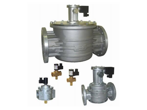 Электромагнитный клапан MADAS M16/RM N.C. нормально закрытый