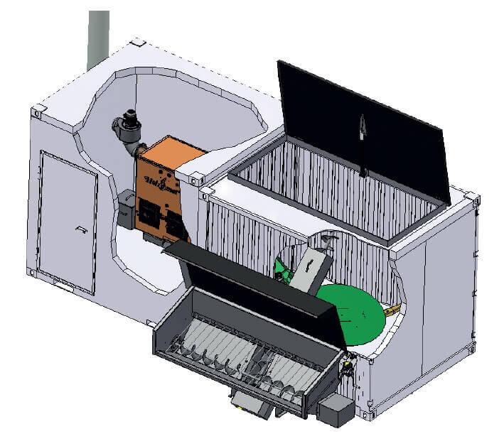 Блочно-модульные котельные МБК (МБК-Т)