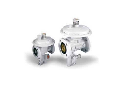 Регуляторы давления газа серии MR