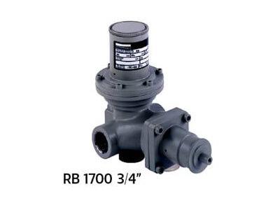 Регуляторы давления газа серии RB 1700