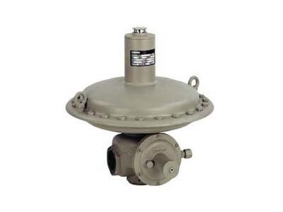 Регуляторы давления газа серии RBE 1800