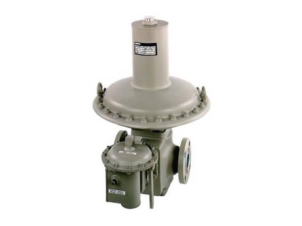 Регуляторы давления газа серии RBE 4000