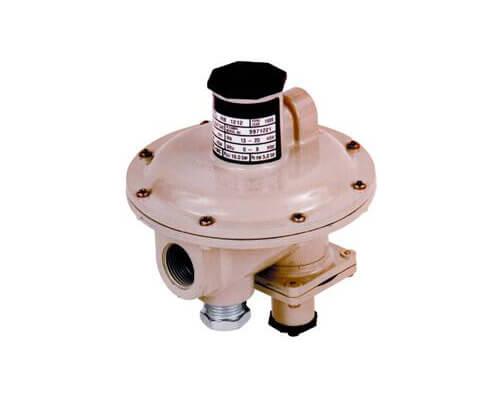 Купить Регуляторы давления газа серии RBI 1212