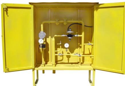 Пункти шафові газорегуляторні