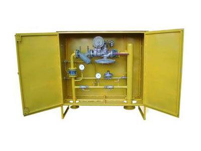 Купить ШРП с регуляторами давления газа РДГ-50Н(В)