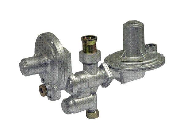 Регуляторы давления газа серии РДГД