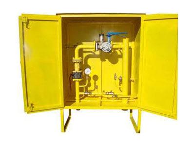 ШРП с регуляторами давления газа РДНК