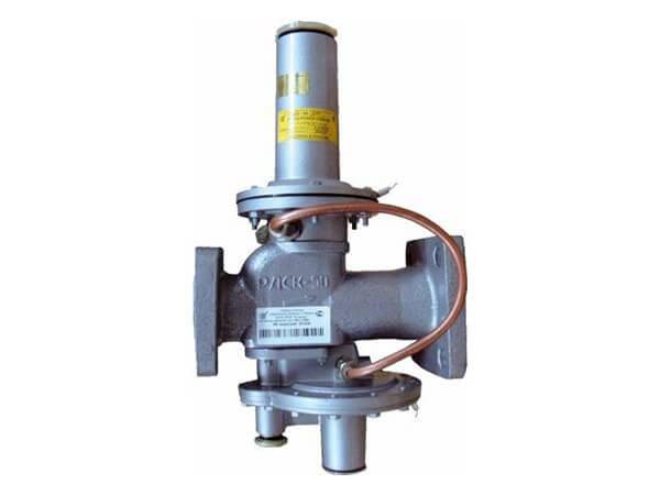 Регуляторы давления газа серии РДСК