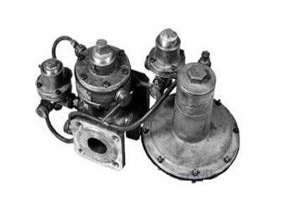 Регуляторы давления газа серии РДСК-50/400
