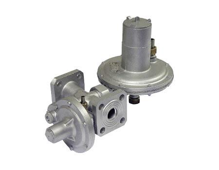 Регуляторы давления газа серии РДУ-32