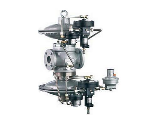 Регуляторы давления газа серии Reval 182