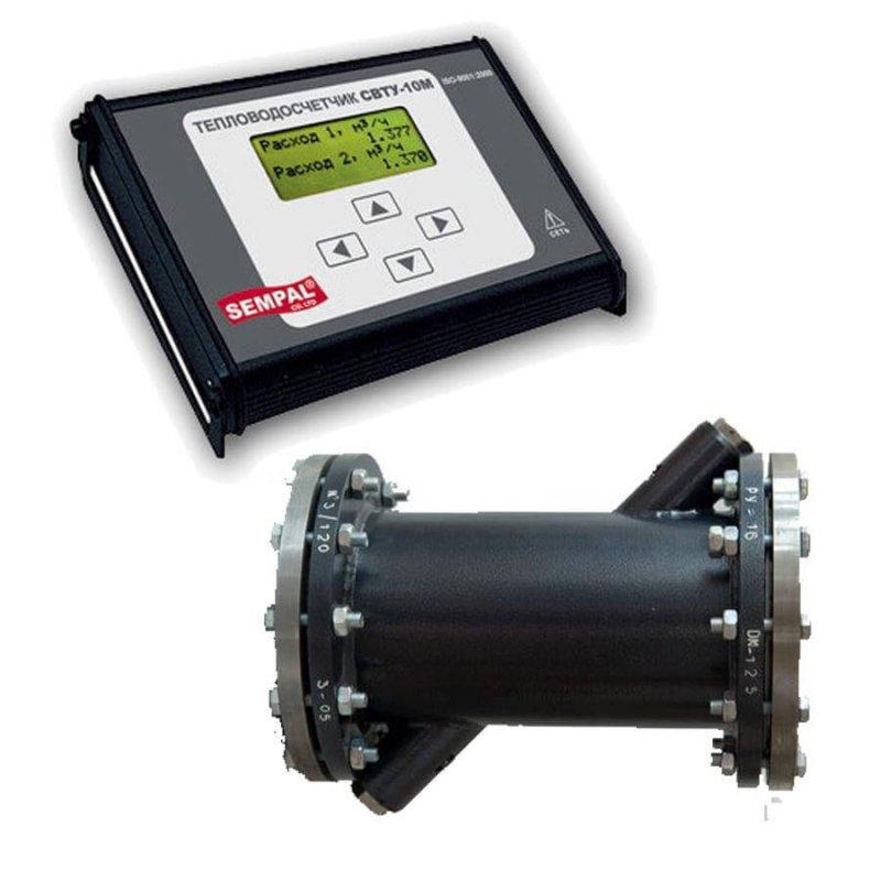 Ультразвуковой счетчик тепла СВТУ-10М (Сэмпал)