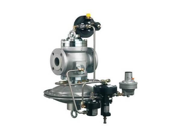 Регуляторы давления газа серии Terval