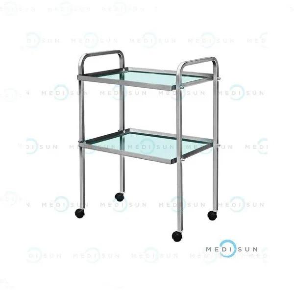 Стол для медицинских инструментов передвижной СИ-5-Н Завет