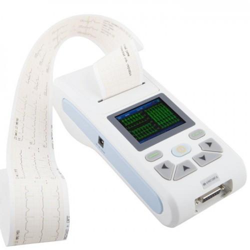 Портативный кардиограф 3/12 канальный Heaco 100G Heaco