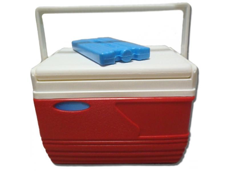 Термоконтейнер 4,5 литра с хладоэлементом MICROmed