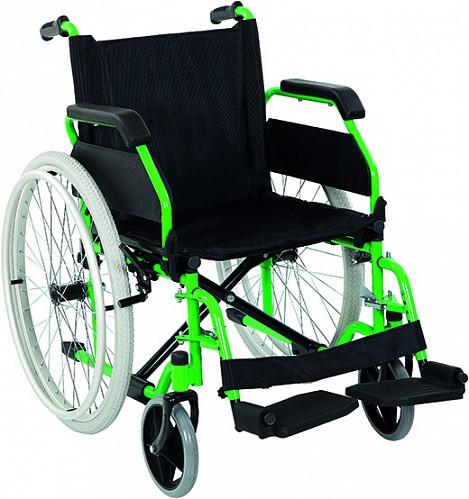 Купить Коляска инвалидная, регулируемая, без двигателя (Golfi-7) Golfi