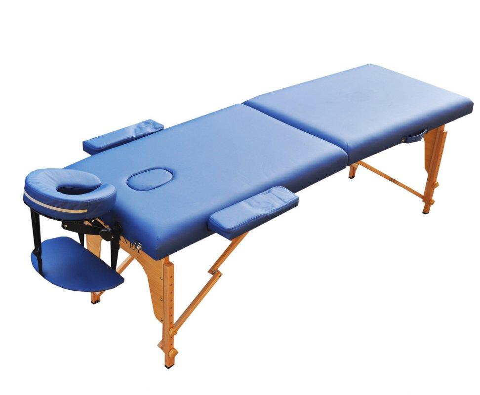 Массажный стол раскладной ZENET ZET-1042 размер M (185*70*61)