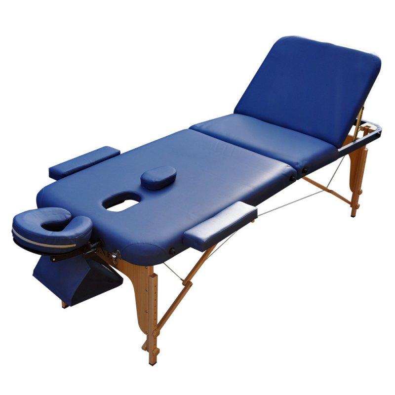 Массажный стол разборной ZENET ZET-1047 размер L ( 195*70*61)