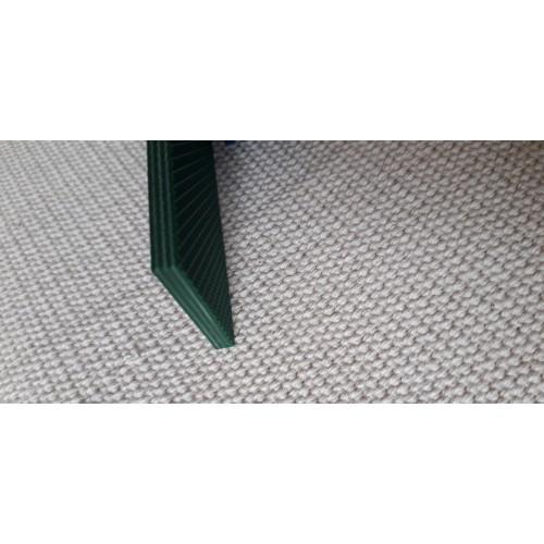 Купить Лента PVC (ПВХ) Green (зеленая) ромбик P32-11 - 4.6мм