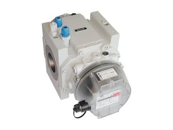 Турбинный счетчик газа TZ/Fluxi (Itron) G400