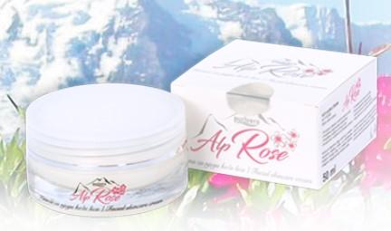 Vásárolni Alp Rose (Rous Alp) - krém a fiatalító