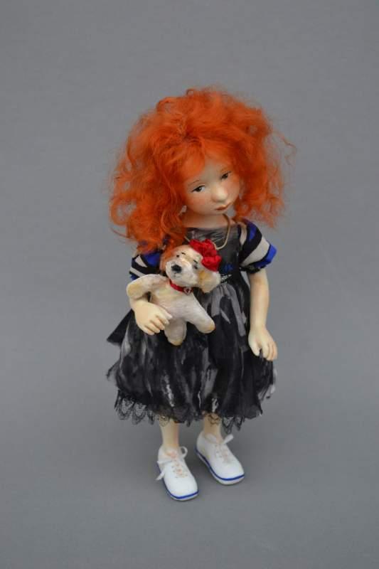 Купить Авторская кукла Адель, эксклюзивный подарок