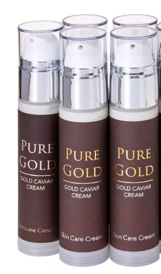 Крем для омоложения Pure Gold (Пьюр Голд)