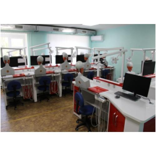 УКСп-учебный комплекс, стол преподавателя Viola